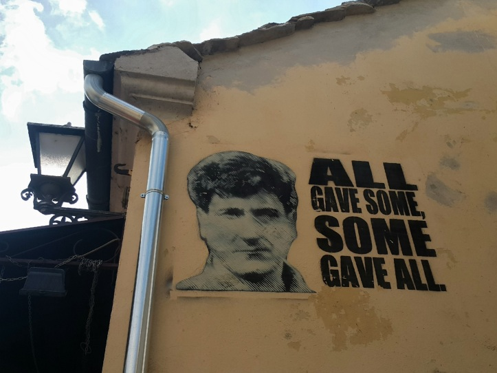 Grafitti - Mostar - Bosnia @pratserie