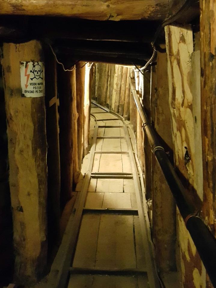 Túnel da Esperança (tunnel of hope) - Sarajevo @pratserie
