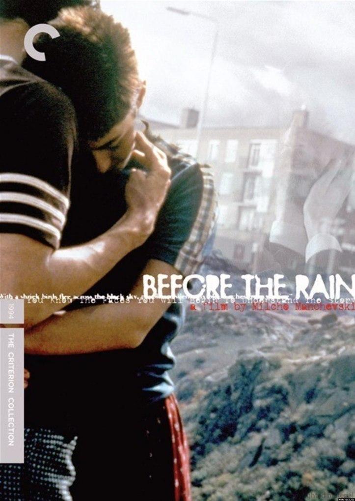 Cartaz do filme Antes da Chuva