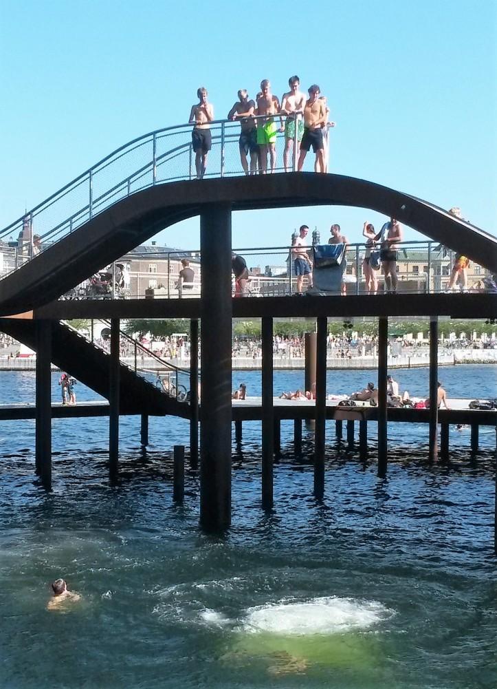 saltos radicais - verão na Dinamarca @pratserie