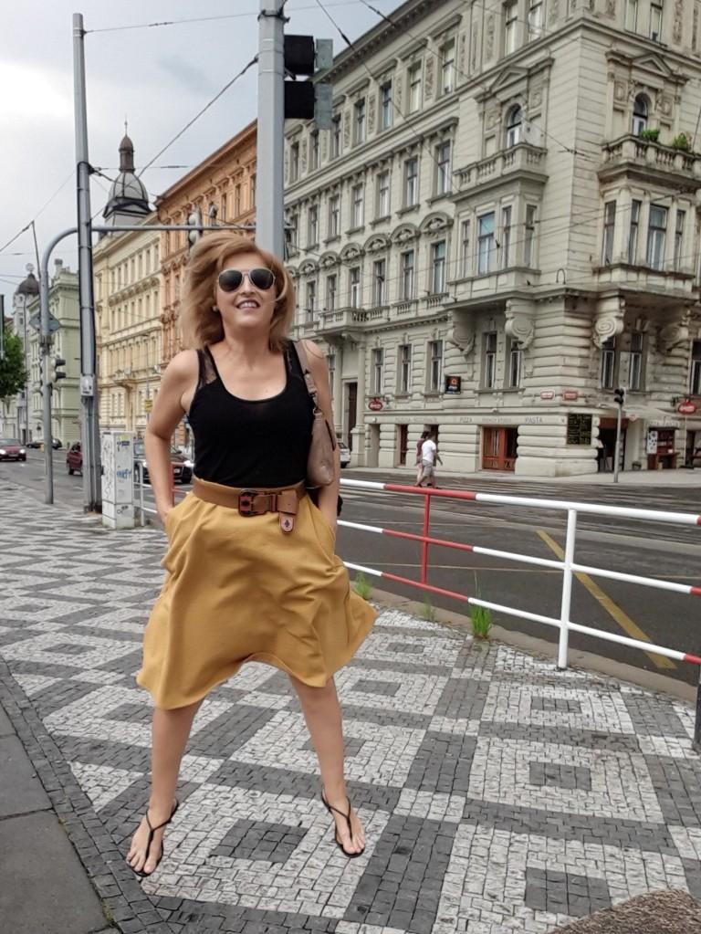 Fernanda Prats - Prague @pratserie