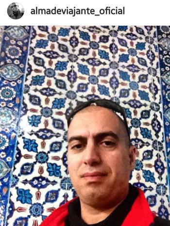 Portuguese blogger Filipe Morato Gomes - Alma de Viajante