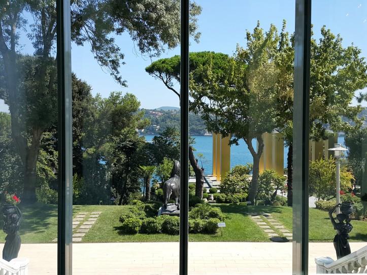 Sakip Sabanc museum outside @pratserie