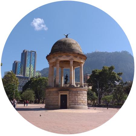 Bogotá, Colômbia @pratserie