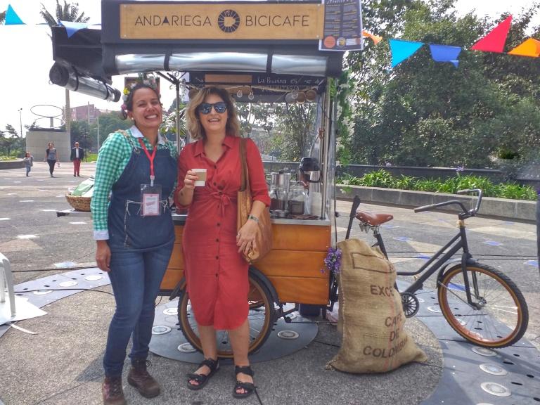 Andariaga Bicicafe - Bogotá @pratserie