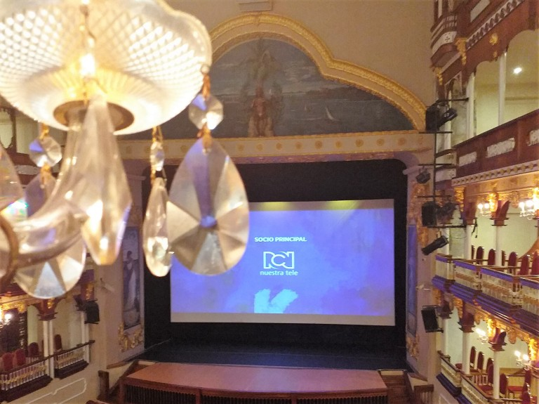 Teatro Adolfo Mejía, Cartagena, Colombia