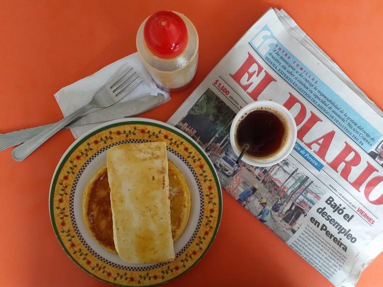 diario de Pereira na rota do café colombiano @pratserie