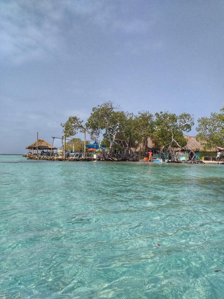 ilha Tintinpan - Colômbia @pratserie