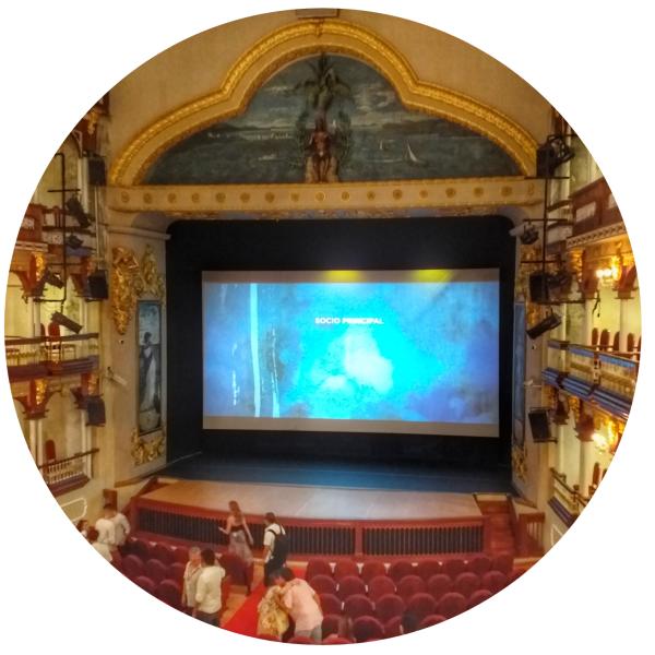 Festival de Cinema de Cartagena das Indias por Fernanda Prats