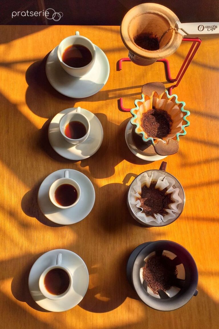 filtered coffee experiences in Brazil